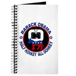 Barack Obama - Half Honkey, All Donkey Journal