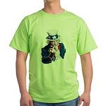 Uncle Sam Middle Finger Green T-Shirt