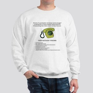 Wireless Phone Alternative Sweatshirt