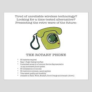 Wireless Phone Alternative Small Poster