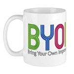 Bring Your Own Improv - Mugs