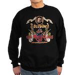Ring Cycle Survivor Sweatshirt (dark)
