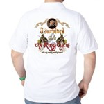 Ring Cycle Survivor Golf Shirt