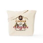 Ring Cycle Survivor Tote Bag