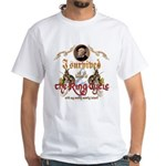 Ring Cycle Survivor White T-Shirt