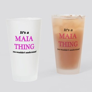 It's a Maia thing, you wouldn&# Drinking Glass