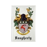 Dougherty Coat of Arms Rectangle Magnet (100 pack)
