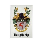 Dougherty Coat of Arms Rectangle Magnet