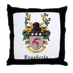 Dougherty Coat of Arms Throw Pillow