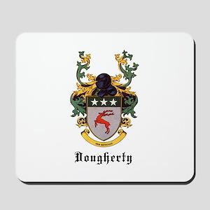 Dougherty Coat of Arms Mousepad