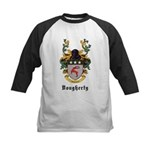 Dougherty Coat of Arms Kids Baseball Jersey