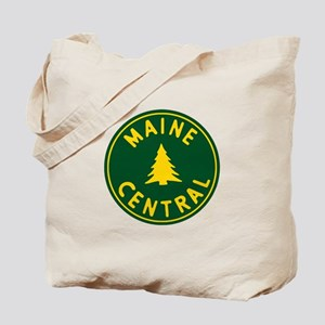 Main Central Railroad Tote Bag