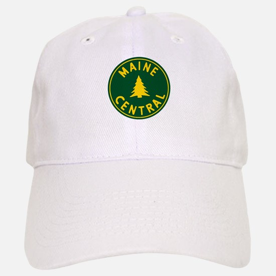 Main Central Railroad Baseball Baseball Cap