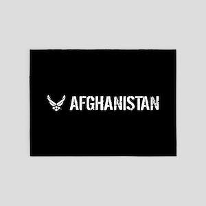 U.S. Air Force: Afghanistan 5'x7'Area Rug
