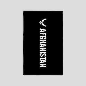 U.S. Air Force: Afghanistan Area Rug