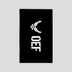 U.S. Air Force: OEF Area Rug