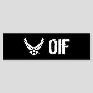 U.S. Air Force: OIF Sticker (Bumper)