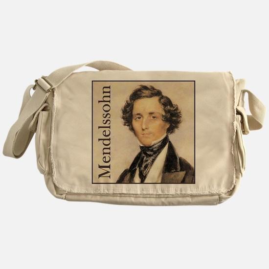 Felix Mendelssohn Messenger Bag
