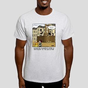 Planarium Guillotine Light T-Shirt