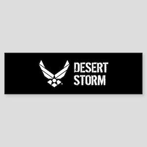 U.S. Air Force: Desert Storm Sticker (Bumper)