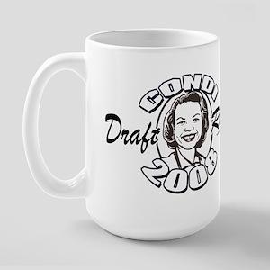 Draft Condi Rice 2008 Large Mug