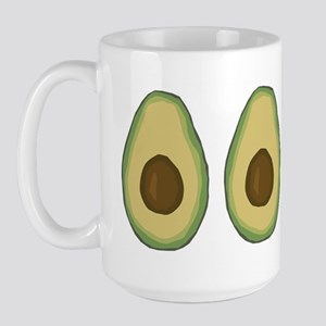 Avocado Large Mug