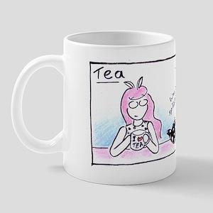 Chaosbunny Mug - Tea