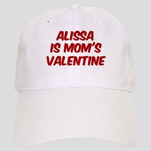 Alissas is moms valentine Cap
