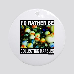 MARBLES Ornament (Round)