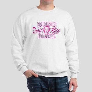Condistas for Condi Pink Sweatshirt