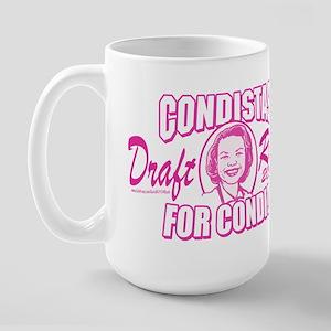 Condistas for Condi Pink Large Mug