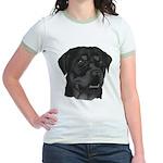 Rottweiler Jr. Ringer T-Shirt