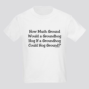 Groundhog Kids Light T-Shirt