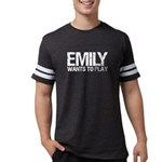 Emily Wants to Play series logo T-Shirt