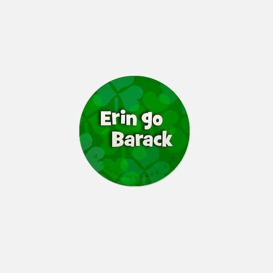 Erin go Barack Mini Button