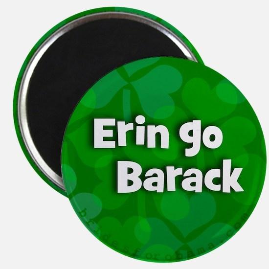 Erin go Barack Magnet
