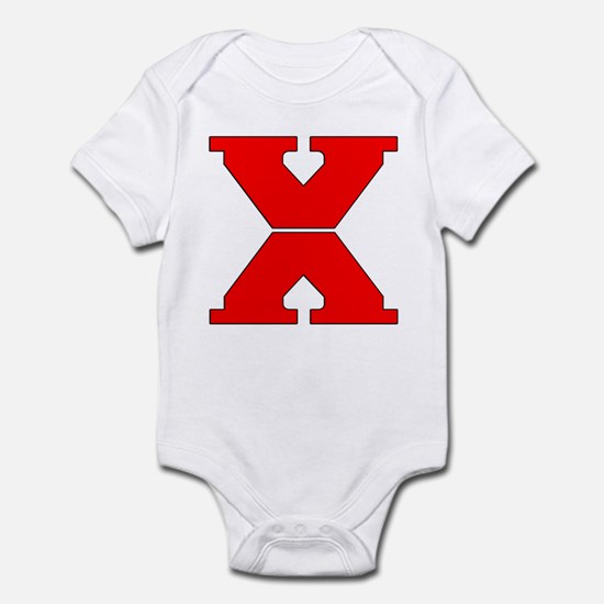 X Infant Bodysuit