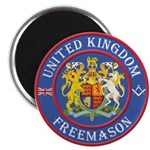 UK Masons Magnet