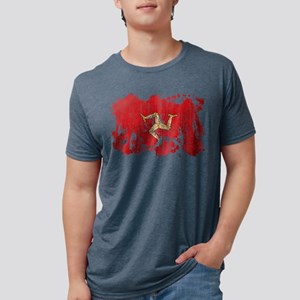 Isle of Man Flag T-Shirt