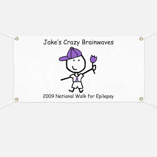 Jake's Crazy Brainwaves Banner