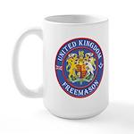 UK Masons Large Mug