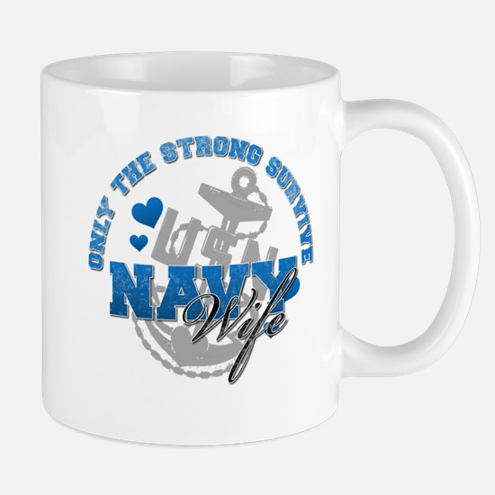Only the Strong Mug