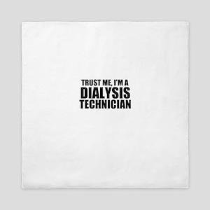 Trust Me, I'm A Dialysis Technician Queen Duve