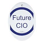 Future CIO Oval Ornament