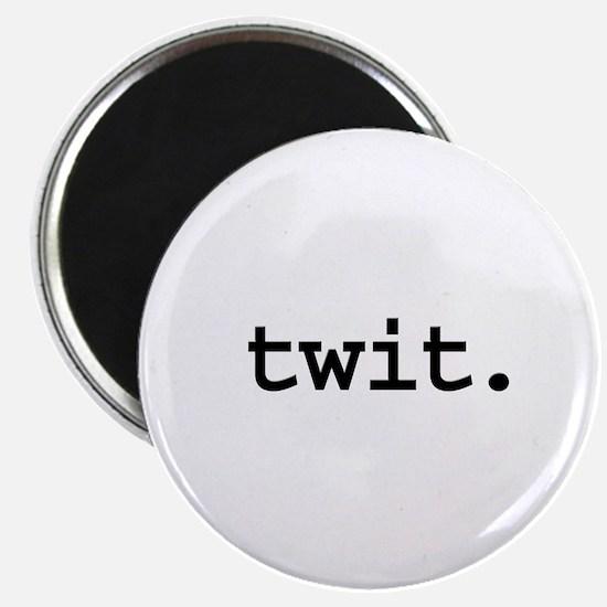 "twit. 2.25"" Magnet (100 pack)"