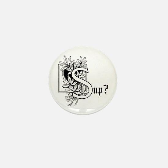 Sup? Mini Button