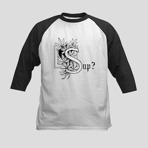 Sup? Kids Baseball Jersey