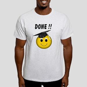 Smiley Graduate Light T-Shirt