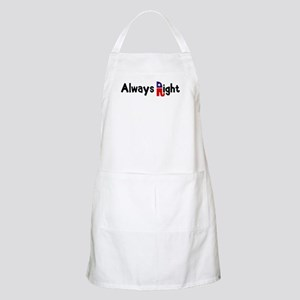 Always Right BBQ Apron