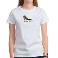 shoe girl Women's T-Shirt